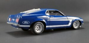 1969 Ford Boss 302 Trans Am Mustang - Sam Posey - Street Version at diecastdepot