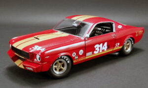 1966 Shelby GT350H Trans Am Racer - Rent a Racer at diecastdepot