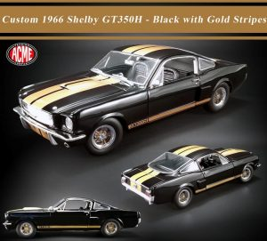 1966 Shelby GT350H - Rent a Racer at diecastdepot