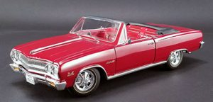 1965 Chevrolet Chevelle Z16 Convertible - Fact or Fiction at diecastdepot