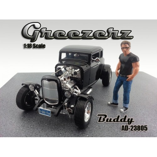 Greezerz - Buddy Figurine at diecastdepot
