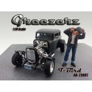 Greezerz - T-Bird Figurine in 1:18 scale at diecastdepot