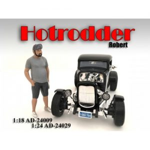 Hotrodders - Robert 1:18 figurine at diecastdepot
