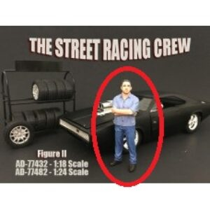 Street Racing Figures- II at diecastdepot