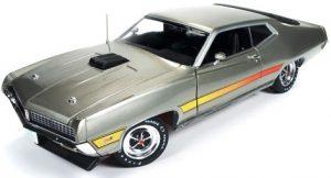1971 FORD TORINO GT at diecastdepot