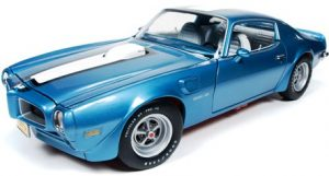 1972 PONTIAC FIREBIRD TRANS AM at diecastdepot