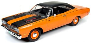 1969 Plymouth Road Runner - 50th Anniversary Edition at diecastdepot