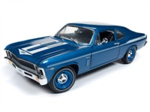 1969 Chevy Nova Yenko Coupe at diecastdepot