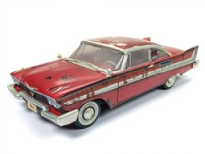 1958 Plymouth Fury - Dirty Version (Christine) at diecastdepot