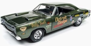 "1969 Super Bee ""Wally Booth"" Drag Car at diecastdepot"
