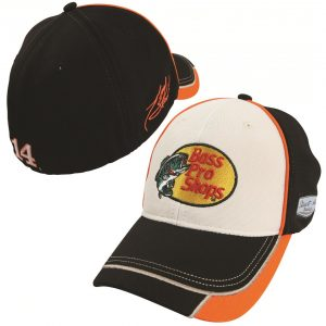 Tony Steward #14 Bass Pro Shops Hat at diecastdepot