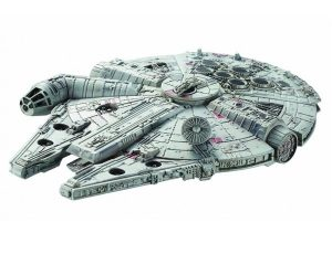 Star Wars Millennium Falcon Episode VI Model at diecastdepot