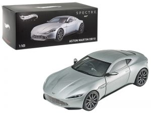 Aston Martin DB 10 007 Spectre - Elite by Hot Wheels at diecastdepot