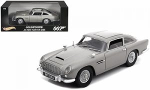 Aston Martin DB5-Goldfinger 007 at diecastdepot