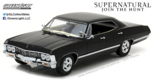 1967 Chevrolet Impala Sport Sedan - Supernatural at diecastdepot