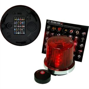 NHL Fan Fever Goal Light at diecastdepot