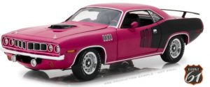 "1971 HEMI CUDA nicknamed ""Shannon"" in the Gone in 60 Seconds movie. at diecastdepot"