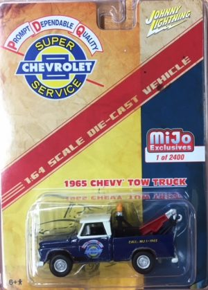 1965 Chevrolet Tow Truck - MiJo Exclusive at diecastdepot