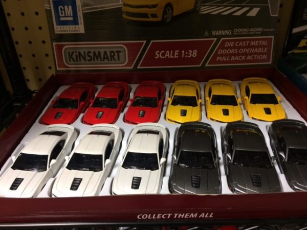 2014 CHEVY CAMARO - PULL BACK ACTION DIE CAST at diecastdepot