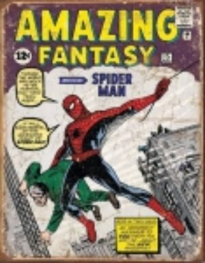 Spiderman Comic Cover at diecastdepot