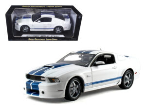 2011 Ford Shelby GT350 at diecastdepot
