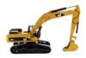 Caterpillar 340D L Hydraulic Excavator - Core Classics Series at diecastdepot