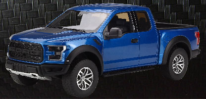 2017 Ford Raptor made by GT Spirit in Resin at diecastdepot