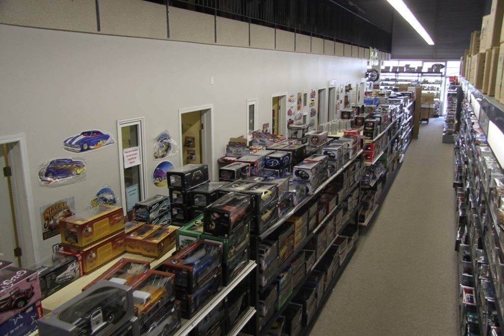 Literally so many diecast cars
