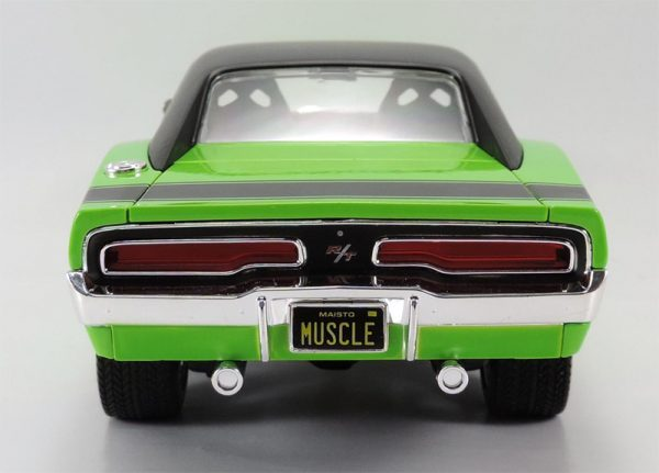 32612g 4 - 1969 Dodge Charger R/T in Green MAIST DESIGN