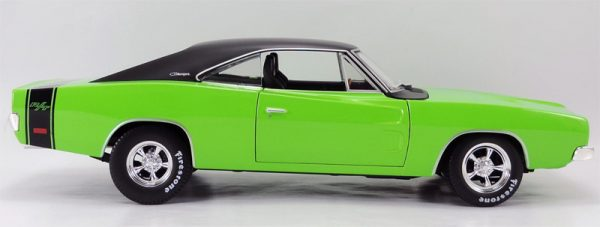 32612green 1 - 1969 Dodge Charger R/T in Green MAIST DESIGN