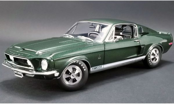 a1801825 - 1968 FORD MUSTANG SHELBY GT350H -HIGHLAND GREEN