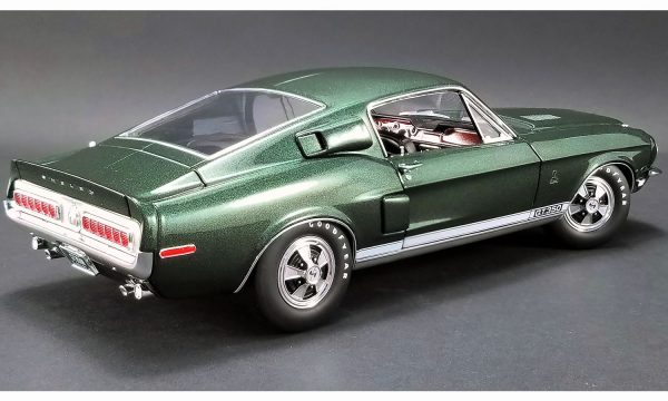 a1801825a - 1968 FORD MUSTANG SHELBY GT350H -HIGHLAND GREEN