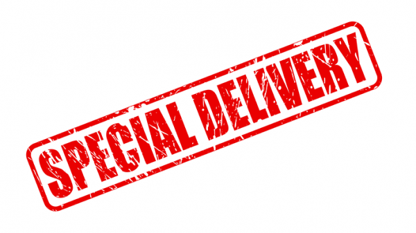 special delivery - Shipping Adjustment