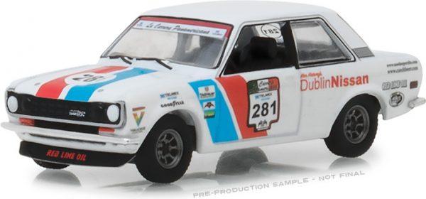 35110a - 1972 Datsun 510 La Carrera Panamericana #281 Dublin Nissan- All-Terrain Series 7