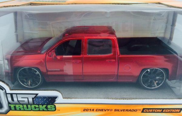 97026nxr 1 - 2014 Chevy Silverado - Custom Edition