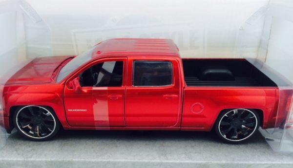 97026nxr 2 - 2014 Chevy Silverado - Custom Edition