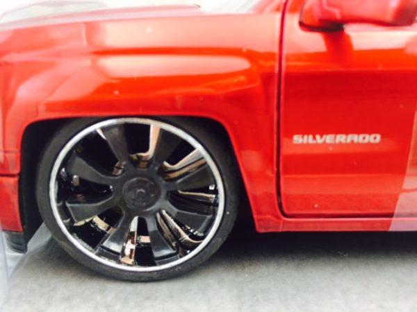 - 2014 Chevy Silverado - Custom Edition
