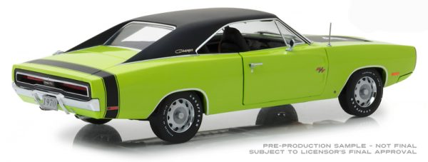 13529a - 1970 Dodge Charger R/T SE - Sublime Green