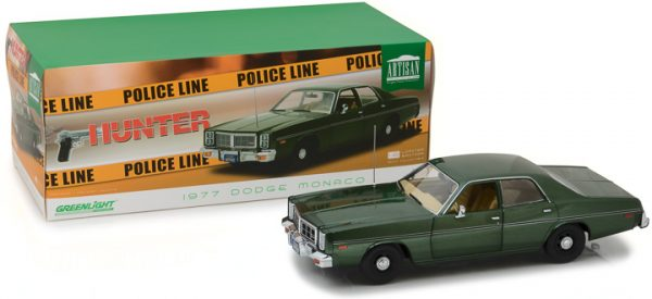 19045 - 1977 Dodge Monaco- Hunter (1984-91 TV Series)