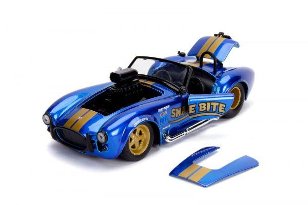 30706 1.24 btm 1965 sheby cobra 427 sc candy blue 4 - 1965 Shelby Cobra 427 S/C – Candy Blue - SNAKE BITE