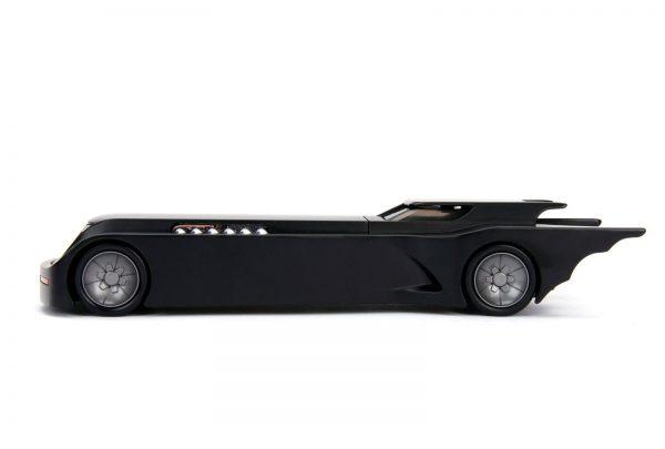 30916 1.24 animated series batmobile w batman 4 - ANIMATED SERIES BATMOBILE W/BATMAN