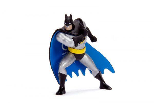 30916 1.24 animated series batmobile w batman 7 - ANIMATED SERIES BATMOBILE W/BATMAN