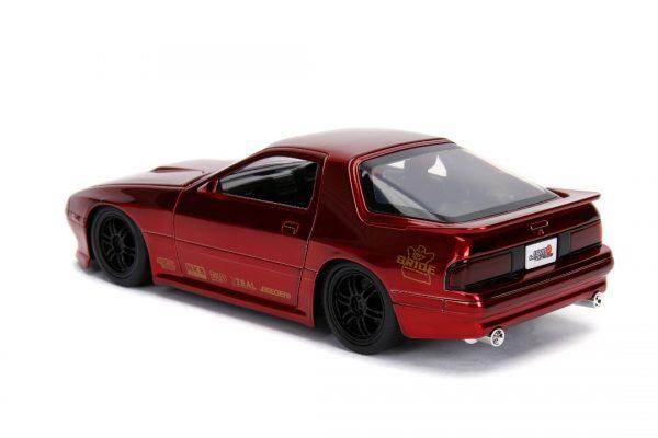 30941 - 1985 Mazda RX-7 FC- 1:24 Red