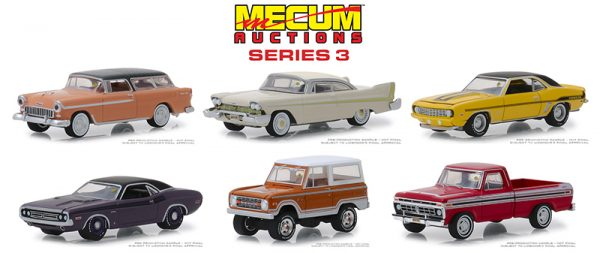 37170 case - 1955 Chevrolet Nomad - Shadow Gray & Coral