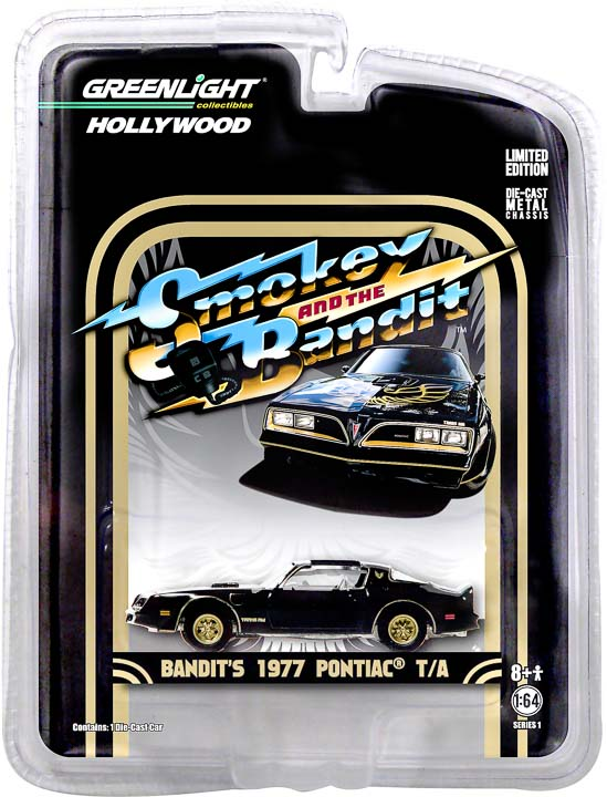 44710a - 1980 Pontiac Trans Am Solid Pack - Smokey and the Bandit II (1980)