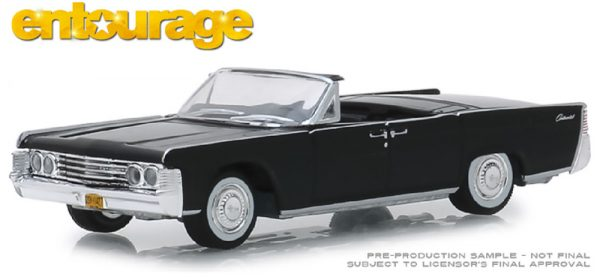 44820 d - 1965 Lincoln Continental Convertible - Entourage (TV Series, 2004-2011)