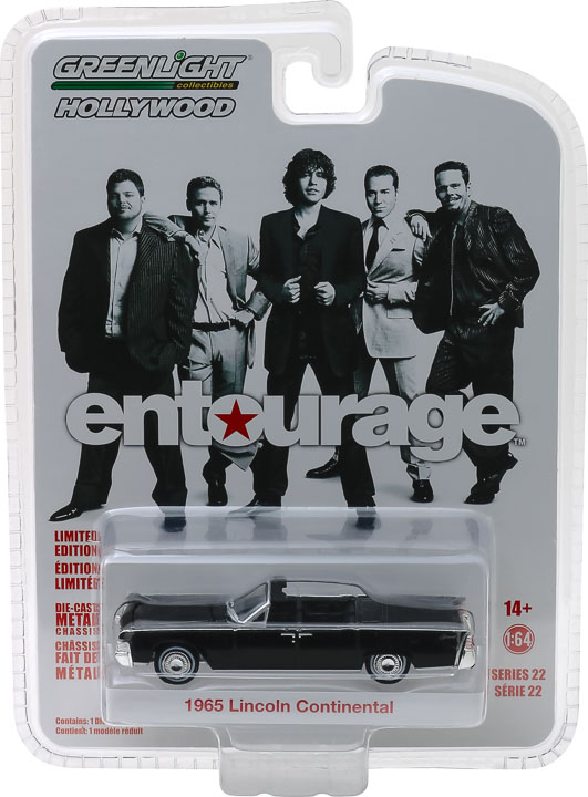 44820d - 1965 Lincoln Continental Convertible - Entourage (TV Series, 2004-2011)