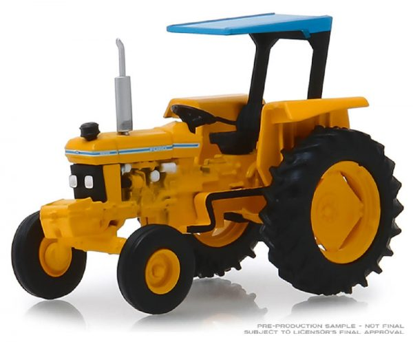48020 d - Ohio Department of Transportation (ODOT) - 1986 Ford 5610 Tractor in Yellow and Blue Down on the Farm Series 2