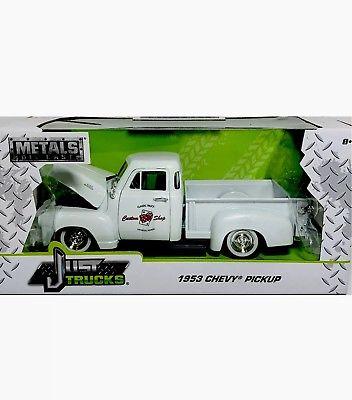 99177 - 1953 Chevy Pickup- 1:24 White