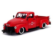 99178 - 1953 Chevy Pickup- 1:24 Red